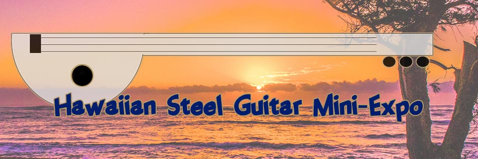Hawaiian Steel Guitar Mini-Expo