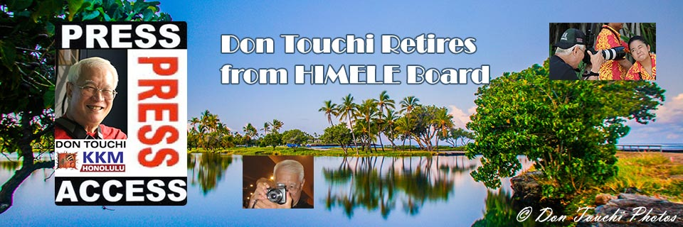 Don Touchi Retires from HIMELE Board